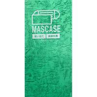 紙製抗菌MASCASE レザック緑【100枚】