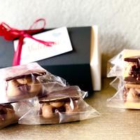 valentine's butter sand box / バレンタイン❤︎バターサンドボックス