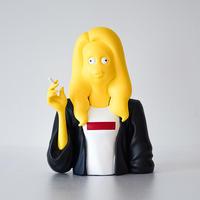 Figure Toy - SMOKING LADY