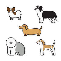 Stickers - Dogs #2