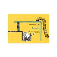 """Castiglioni in 2 sec. Flip-book """"Basello"""""""