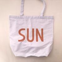 SUN トートバッグ