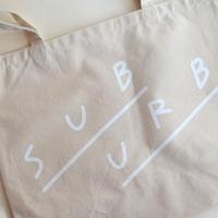 SUBURB TOTE WHITE