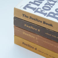 The Foxfire Book 1〜4セット