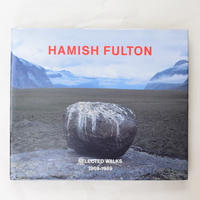 Hamish Fulton Selected Walks 1969-1989