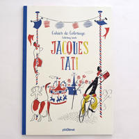 JACQUES TATI Cahier de Coloriage