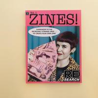 V/Search #1 ZINES! Vol.1