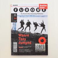 FURORE MAGAZINE #24 BEATLES ISSUE