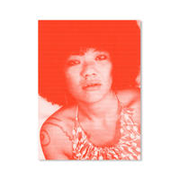 赤花 アカバナー 沖縄の女