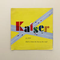 Kaiser for 1951 Built to better the best on the road