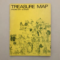 TRAESURE MAP CYCLING CITY '73 KYOTO