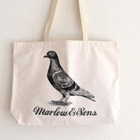 Marlow & Sons トートバッグ