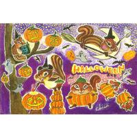 かぼちゃ(ハロウィン)