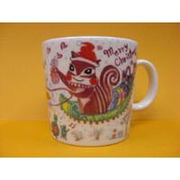 マグカップ(サンタのプレゼント)