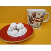 マグカップ・くるみのクッキーセット(心をつなぐ)