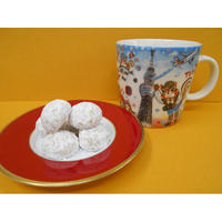 マグカップ・くるみのクッキーセット(下町東京風景)