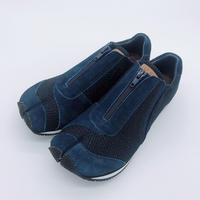 【児島ジーンズ】刺し子足袋スニーカー(LX8003)