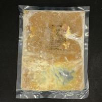 【冷凍便】具入り魚介つけ麺スープ1食(角切りチャーシュー&メンマ入り)