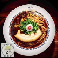 【コラボ商品×冷凍便】六感堂 山椒ブラックらーめんセット