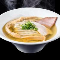 【コラボ商品×冷凍便】自家製麺 竜葵 名古屋コーチン鶏塩そばセット