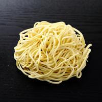 【冷蔵便】生中華麺4食パック(家系ラーメン専用麺)160g×4玉
