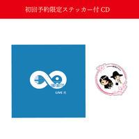 【第二弾LIVE CD先行予約受付開始】