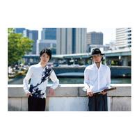 【単品】 PianoShakuhachi INFINITY Post Card#4