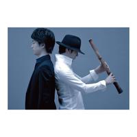 【単品】 PianoShakuhachi INFINITY Post Card#1