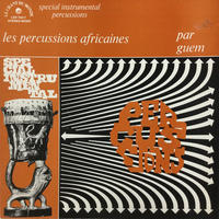 Guem-Les Percussions Africaines