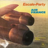 Various-Escale-Party Sur Air France