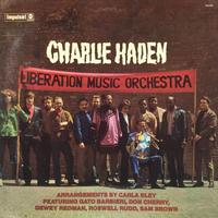 Charlie Haden-Liberation Music Orchestra