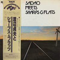 Sadao Watanabe & Nobuo Hara And Sharps & Flats-Sadao Meets Sharps & Flats