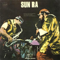 SUN RA-NUITS D LA FONDATION MAEGHT  Volume 2