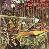 Scientist -Scientist Rids The World Of The Evil Curse Of The Vampires