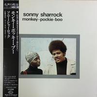 Sonny Sharrock-Monkey-Pockie-Boo