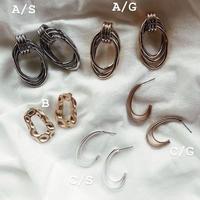 1500yen earrings