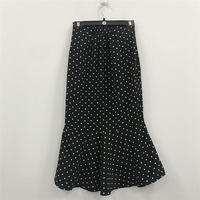 dot marine skirt