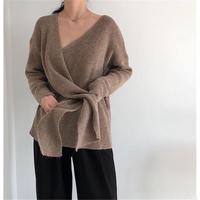【即納/予約/送料込】soft knit tops
