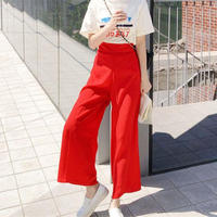 【Just/1500】Wide Pants