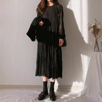 【order only】chiffon one-piece