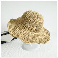 straw soft hat(beigeのみ)