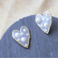【送料込】Silver925 earring