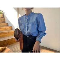 【即納/送料込】blue blouse