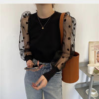 【即納】volume dot tops