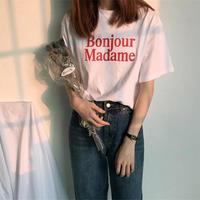 【即納/送料込】bonjour madame T