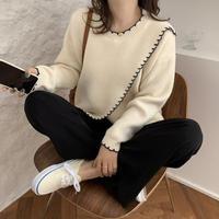 【即納】stitch slit knit