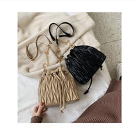 Wave shoulder bag