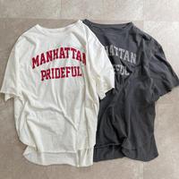 【ゆうパケット◎】ロゴビッグTシャツ 2color