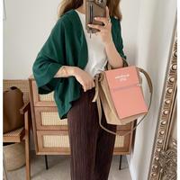 【ゆうパケット◎】ショート丈shirt/Dark Green