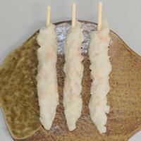 〈石臼&手作り〉海老の天ぷら長串(78g x 10本 x 6袋)